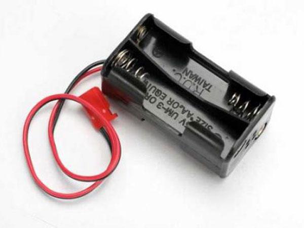 Overlander 4 Cell Battery Box Futaba #0000132