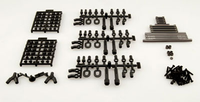 Image Of Axial SCX10 TR Links Set (290mm)