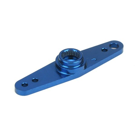Dynamite Machined Blue Aluminium JR/Airtronics Servo Arm DYN2542