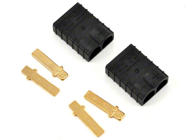 Traxxas TRX High-Current Connector (2 Female) 3080