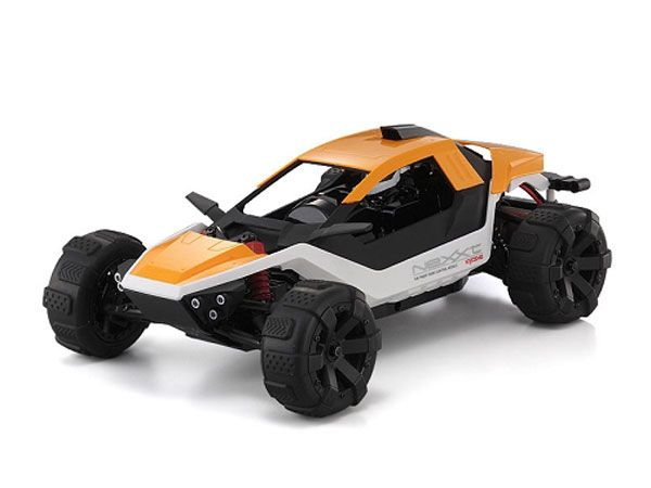 Kyosho Nexxt Assembly Kit Orange 30835t1