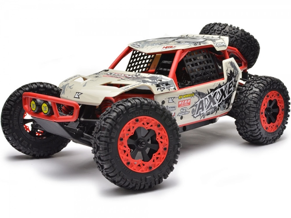 Image Of Kyosho Axxe 2WD Desert Buggy (White)