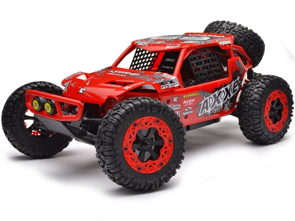 Image Of Kyosho Axxe 2WD Desert Buggy (Red)