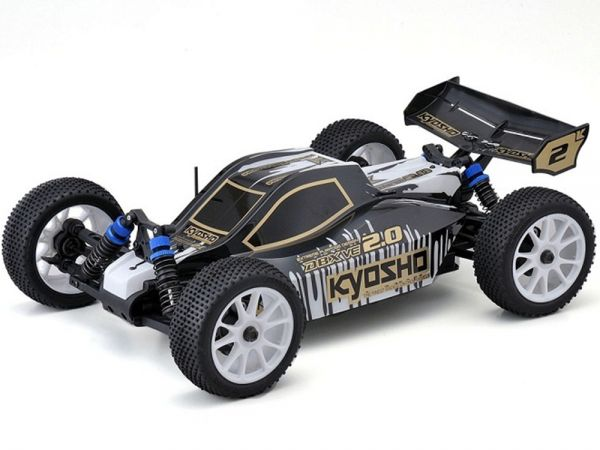 Image Of Kyosho DBX VE 2.0 Brushless Buggy