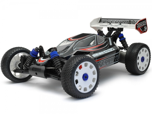 Image Of Kyosho Inferno VE Race Spec R8 Brushless Buggy