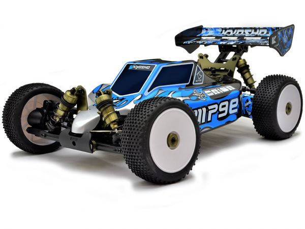 Image Of Kyosho MP9e TKI 1/8th Brushless Electric RTR Buggy