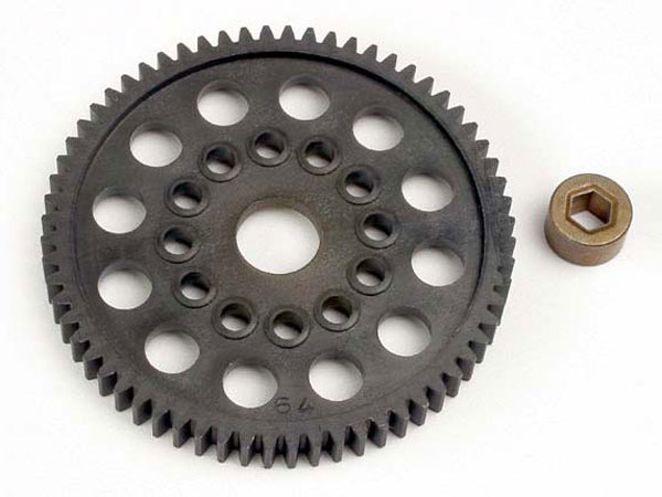 Traxxas 64 Tooth Spur Gear (32 pitch) 3164