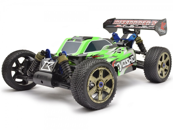 Image Of Kyosho Inferno NEO 2.0 Rolling Chassis