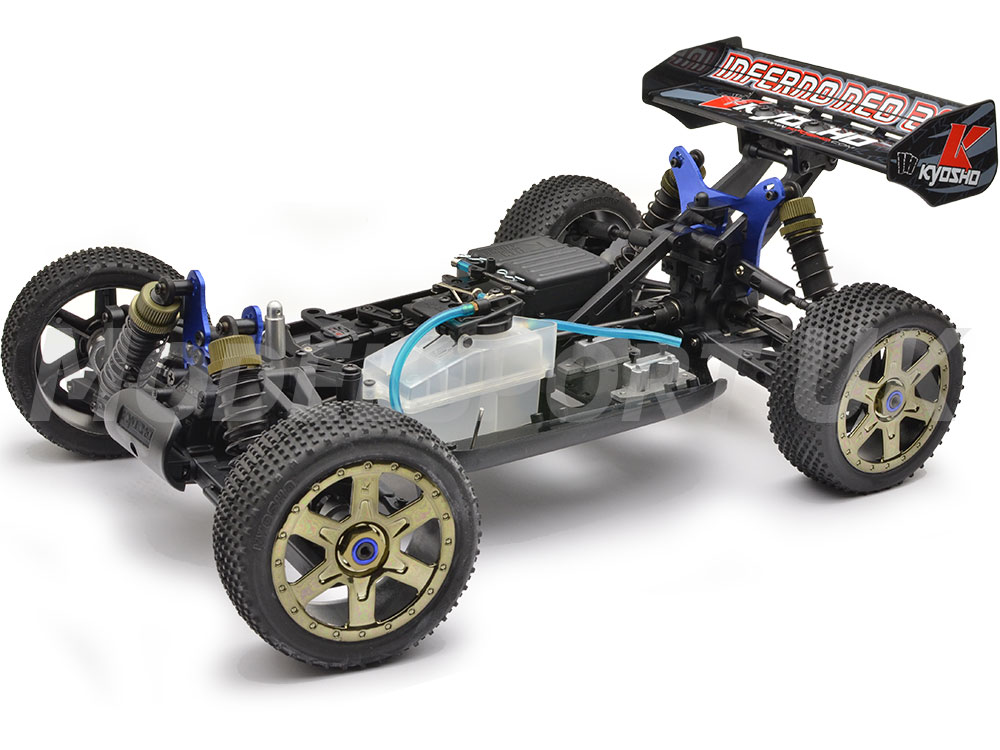 kyosho inferno neo 2 0 rolling chassis 31684 rc ebay. Black Bedroom Furniture Sets. Home Design Ideas