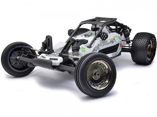 Image Of Kyosho Scorpion XXL Nitro ReadySet (White)
