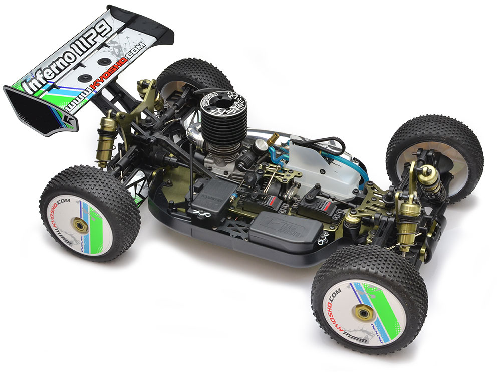 Kyosho Inferno MP9 TKI3 Readyset (2015) 31889T1