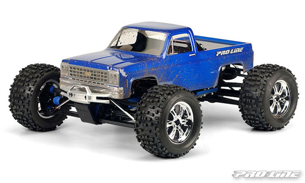 Pro-Line1980 Chevy Pick-Up Body REVO 3.3 PL3248-00
