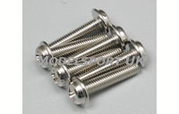 Traxxas Washer Head Self-Tapping Screws 3x14mm 3287