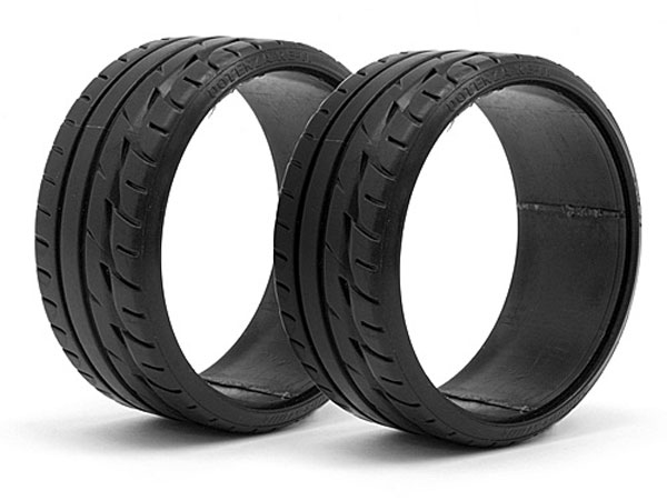 HPI Lp29 T-drift Tire Bridgestone Potenza Re-11 (2pcs) 33468