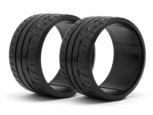 HPI Lp35 T-drift Tire Bridgestone Potenza Re-11 (2pcs) 33470