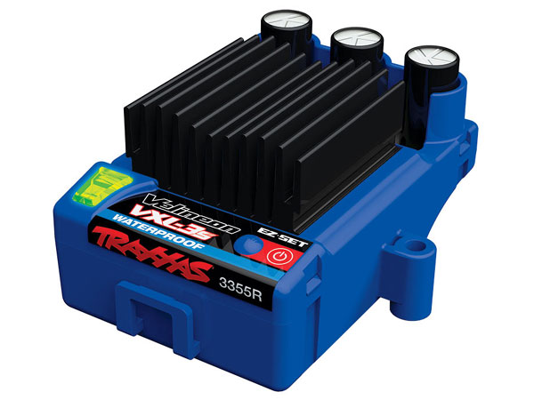 Image Of Traxxas VXL-3s Waterproof Brushless ESC