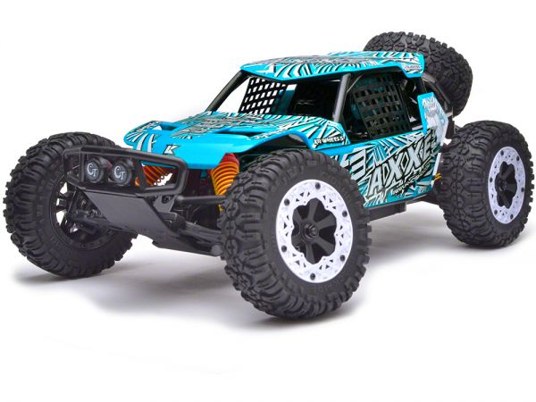Image Of Kyosho Axxe 2WD Desert Buggy (Green)