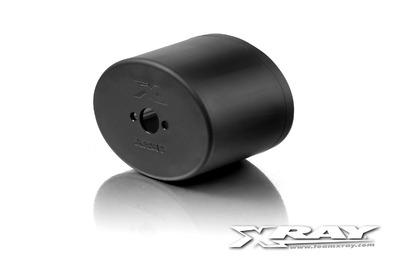 1.2; 1.3; 1.4mm V3 XR358033 - Delrin Xray Shock Piston Set 6-Hole