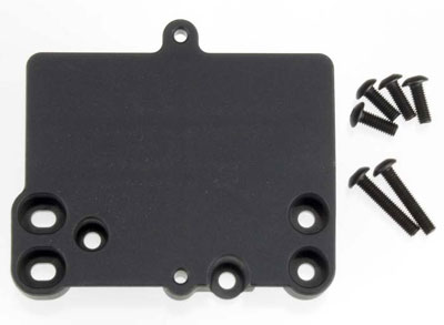 Traxxas ESC Mount Plate Chassis 3725