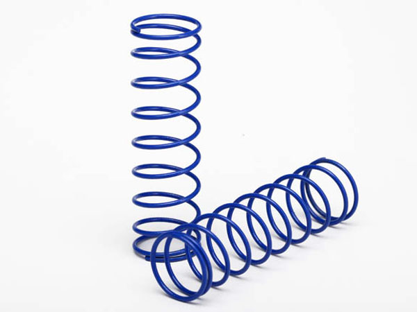 Traxxas Blue Front Springs (2) 3758T
