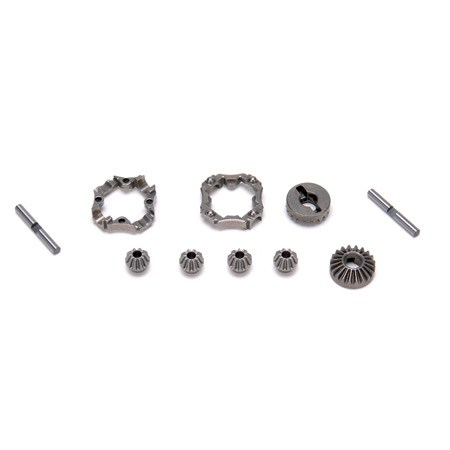 Losi 8ight/8ightT Gear  Shaft Set Smart Diff LOSA3604