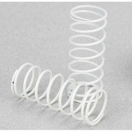 Losi 8ight 8ightT 15mm Springs 2.3x5.3 Rate White LOSA5454