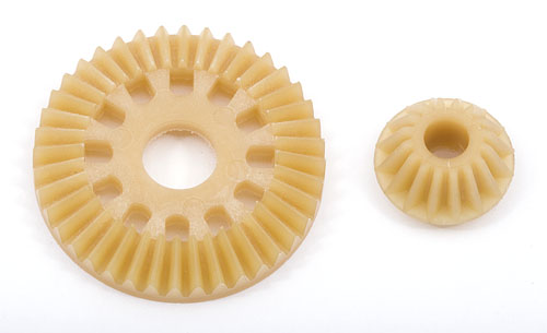 Image Of Associated TC3/B44 Diff Ring Gear/Drive Pinion Gear