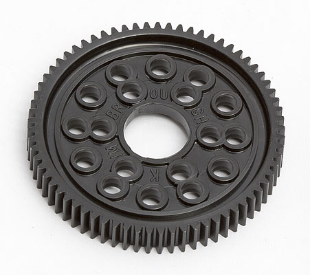 Image Of Associated 69 Tooth Spur Gear 48 Pitch