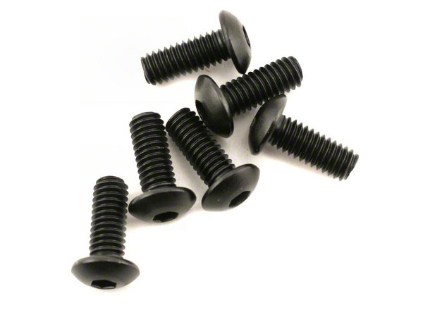 Image Of Traxxas 4x10 Button Head Machine Screw