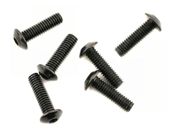 Image Of Traxxas 4x14mm Button Head Machine Screw