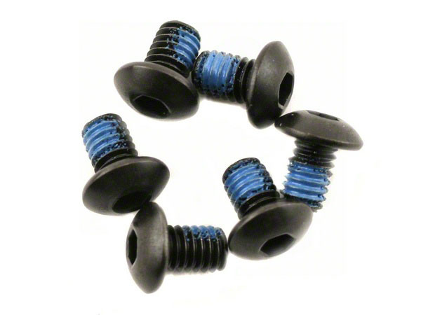 Image Of Traxxas Button Head Machine Screw 4x6mm (6)
