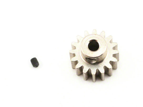 Traxxas Gear, 16 Tooth Pinion/Set Screw 3946