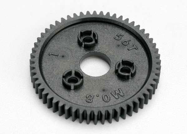 Traxxas Spur Gear 56 Tooth (0.8 metric pitch) 3957