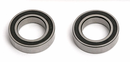 Image Of Associated 3/8 X 5/8 Rubber Sealed Bearings
