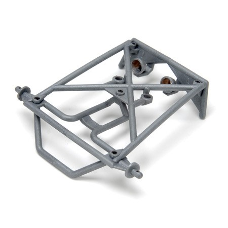 Losi Mini Desert Truck Rear Roll Cage Set LOSB1053