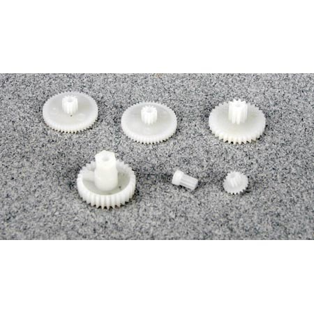 Losi Mini T Servo Gear Set LOSB1092