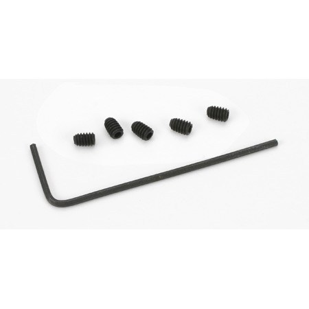 Losi Losi Mini cars Pinion Set Screw with Wrench (5) LOSB1264