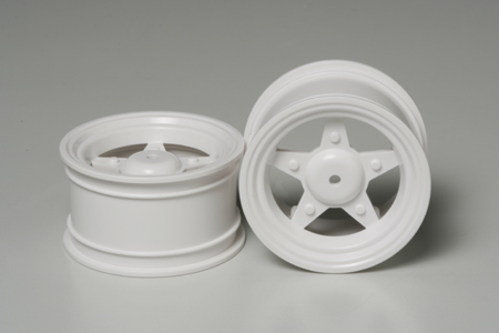 Tamiya Gb-01 Rear Wheels 40110