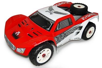 Axial Baja Racer Bodyshell For Br50 - Savage /T And E-Maxx Trucks AX4015