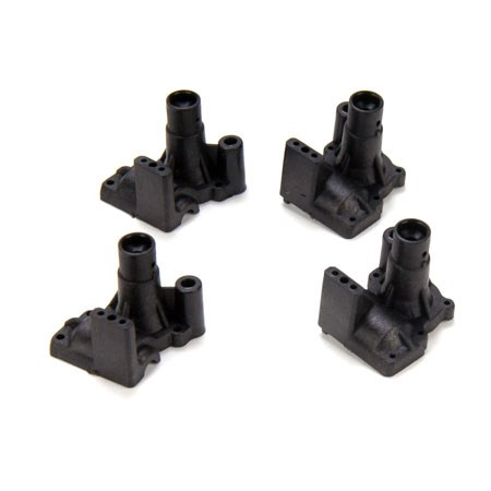 Losi Micro Rock Crawler Front and Rear Axle Housing Set LOSB1707