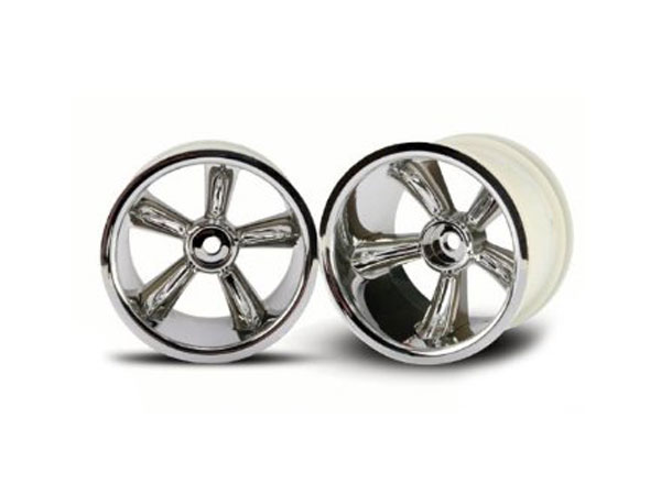 Traxxas Pro Star Rear Wheel Chrome 4172