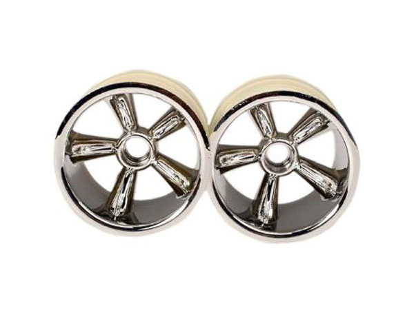 Traxxas Pro Star Front Wheel Chrome 4174