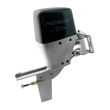 ProBoat Stiletto Outboard Unit without Motor PRB4020