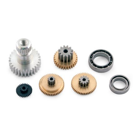 Spektrum A5040 Gear Set SPMSP1013