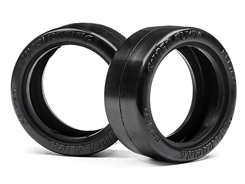 HPI Pro Belted Slick Tire 26mm (2pcs) 4415