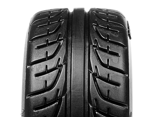 HPI Bridgestone Potenza Re-01r T-drift Tire 26mm (2pcs) 4423