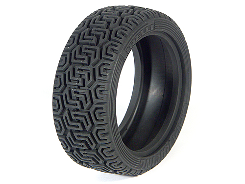 Image Of HPI Pirelli T Rally Tire 26mm D Compound (2pcs)