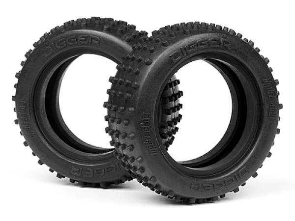 HPI Digger Tire 30mm (2pcs) 4474
