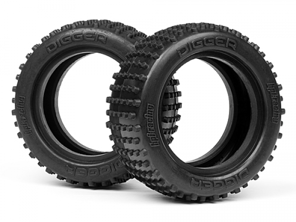 HPI Digger Tire 35mm (2pcs) 4477