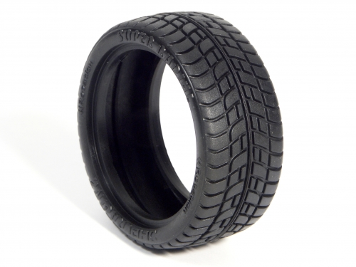 HPI Low Profile Super Radial Tire Pro Compound 26mm 4521